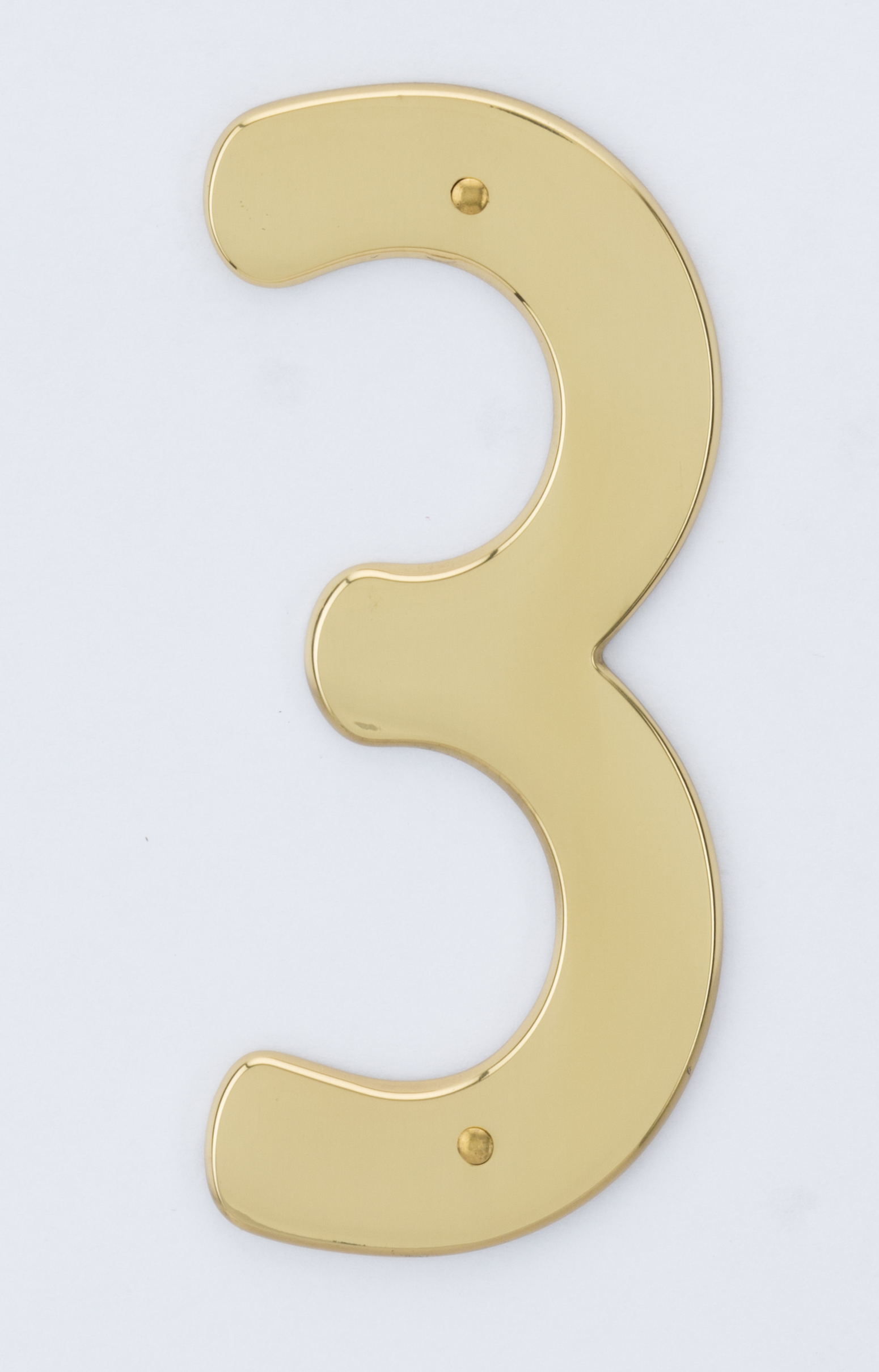 Image House Number 3.5 inch # 3